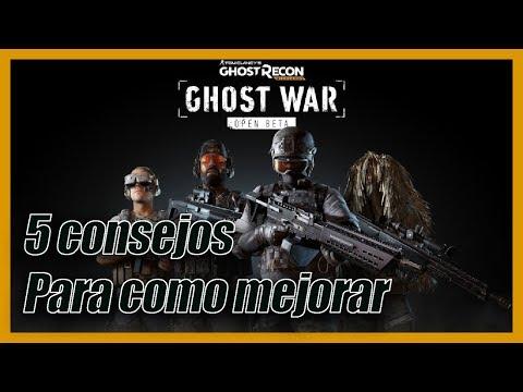 5 consejos para mejorar en Ghost War|Ghost Recon Wildlands