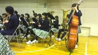 名東高校校歌斉唱