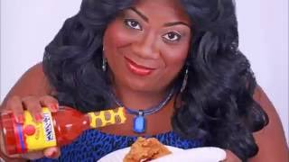 DINING OUT W/COMEDIENNE JOY | NATIONAL CHICKEN DAY