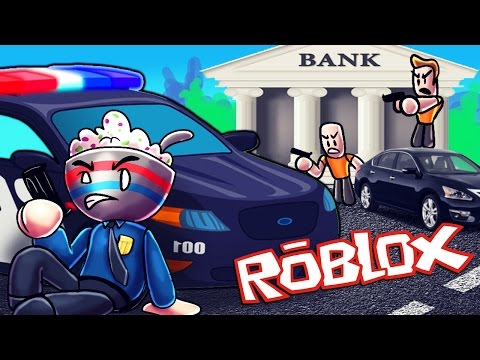 Roblox | HOW TO BE A POLICE OFFICER - Mano County! (Roblox Adventures)