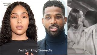 Tristan Thompson CAUGHT Smashing Kylie Jenner BFF Jordyn Woods Behind Khloe Kardashian Back