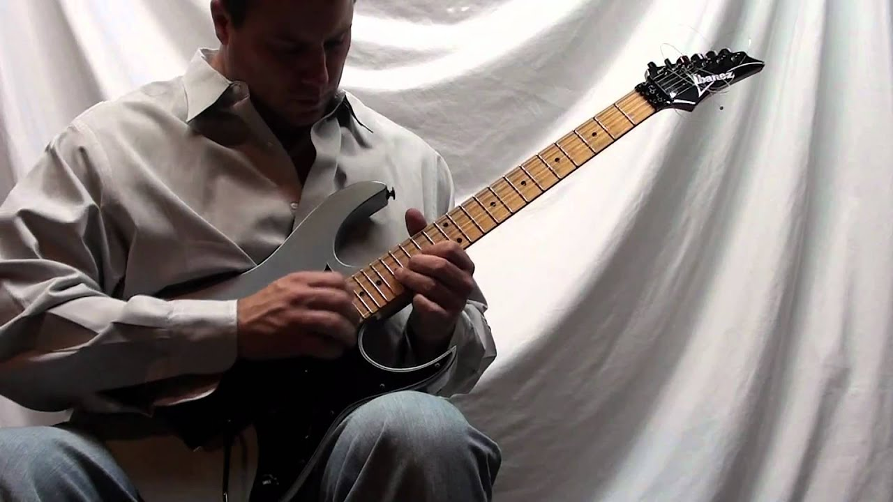 lick guitar Heart barracuda