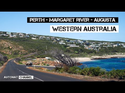 Perth - Margaret River - Augusta, Western Australia, Driving in 2014