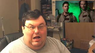 The Hillywood Show Supernatural 2 Parody Reaction
