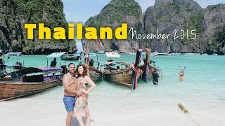 Where in the world Thailand