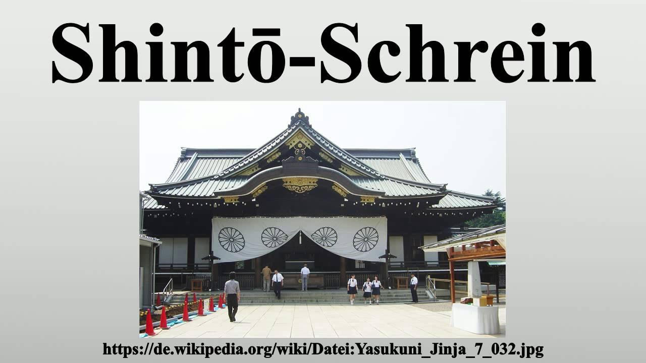 Shinto Schrein