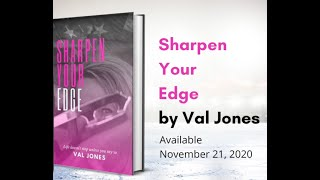 Sharpen Your Edge by Val Jones Book Trailer