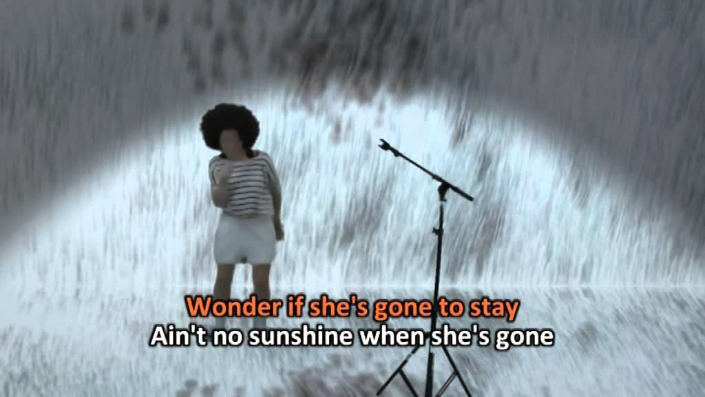 Lyric ain t no way lyrics : MICHAEL JACKSON AIN'T NO SUNSHINE - YouTube