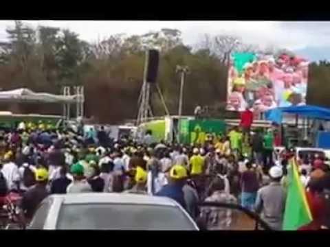 Kampeni Magufuli Moshi Mjini- Apata Aibu ya Karne