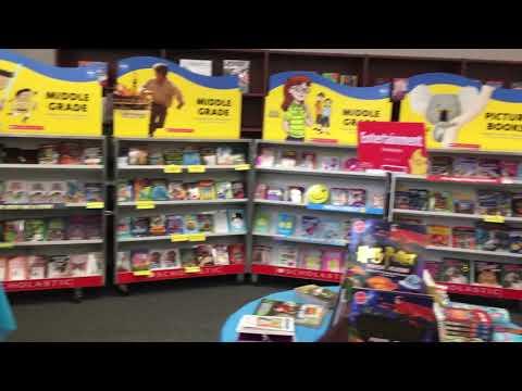 Wesley Gaines Elemetnary Book Fair