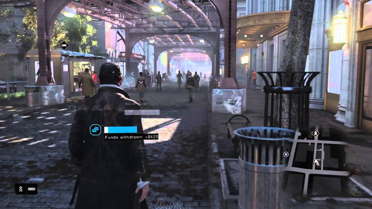 Watch Dogs  Space