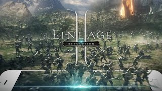 Lineage II: Revolution (KR) - Game introduction trailer