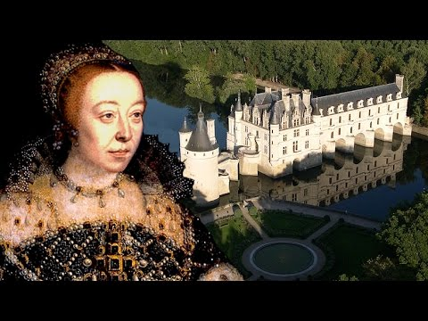Catherine de' Medici (Ballet Comique de la Reine) - Château Chenonceau 4