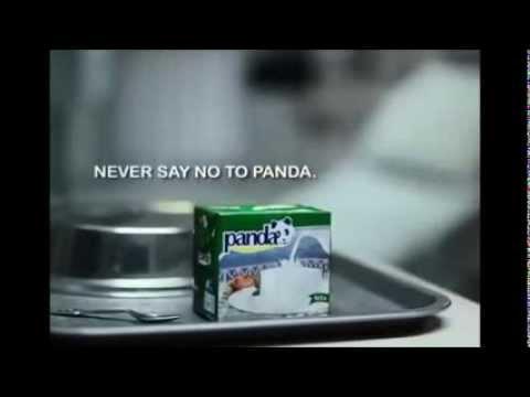 Panda Cheese - Never Say No To Panda Ad Campaign - Vol. 2