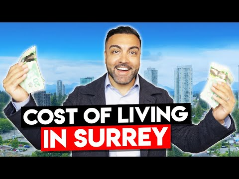 Cost Of Living In Surrey BC