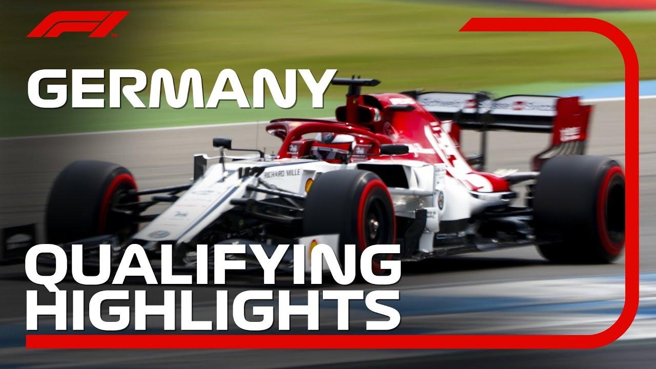 2019 German Grand Prix: Qualifying Highlights