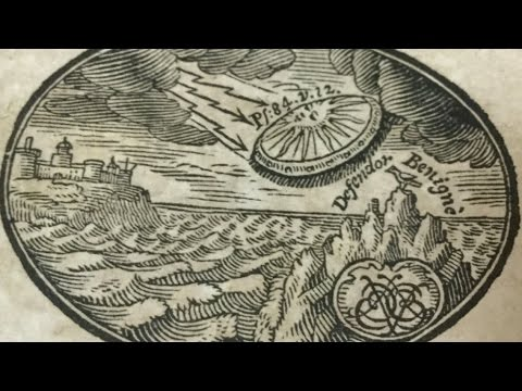 Part 2. Rare Woodcuts, Maps and old books. 1600-1700 a.d. archive