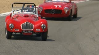 Фото с обложки Rolex Monterey Motorsport Reunion 2018 – Day One Replay