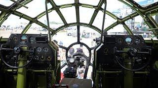 "Walkthrough Tour Inside B-29 Superfortress ""DOC"" 2017"