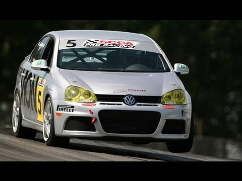 Vw Jetta Tdi Race Car Hotlaps