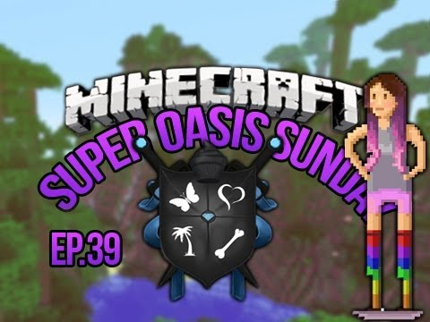 """BIRD DOME ""Minecraft Oasis Ep 39"