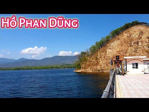 HỒ PHAN DŨNG (Sông Lòng Sông) | Tuy Phong, Bình Thuận | VVDTN