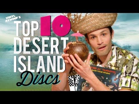 Vinyl Rewind - The Geek's Top 10 Desert Island Discs