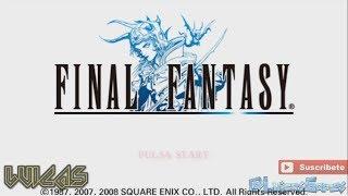 Final Fantasy 20th Anniversary PSP Parte 10 Español El Nitropolvo y Melmondia