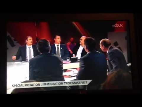 Immigration en Suisse