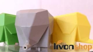 Escorredor Talheres Elefante - LIVONSHOP