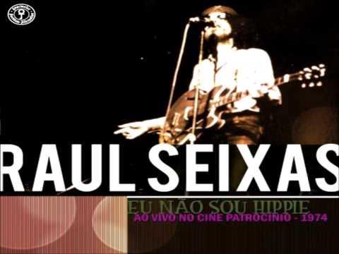 Raul Seixas - Eu Não Sou Hippie - 1974 [Álbum Completo]