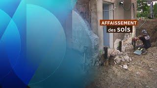 Sécheresse et affaissement des sols : des maisons endommagées à Montréal
