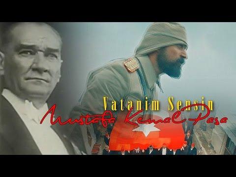 Benim Vatanım Sensin Ey Mustafa Kemal Paşa!
