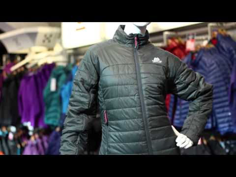 Mountain Equipment Women's Rampart Jacket. Www.gaynors.co.uk