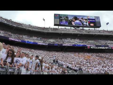 Penn State honors Joe Paterno on 50th anniversary of his first game