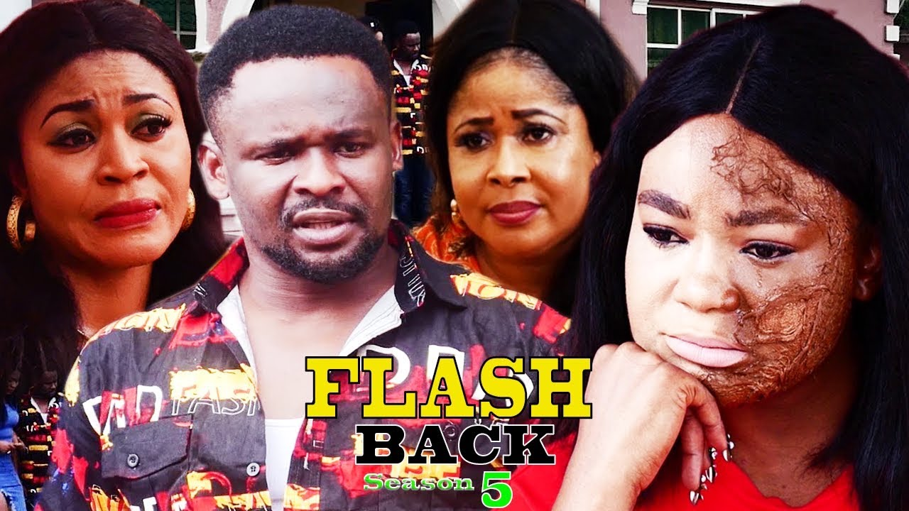 Download FLASH BACK Season 5 - Zubby Micheal | 2019 Latest Nigerian Nollywood Movie