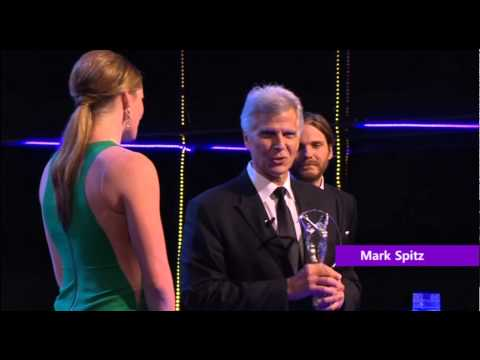 Vettel and Franklin win top awards at Laureus 2013