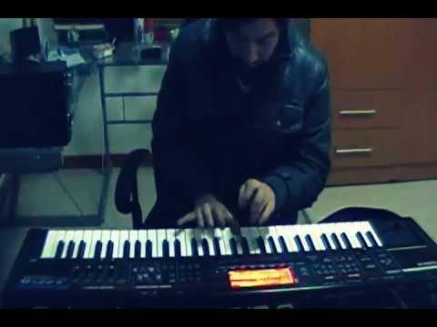 Leonardo Keyboard Roland juno G  Lead solo de Teclado velocidad