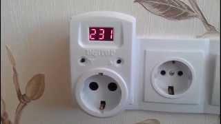 видео подключение холодильника через стабилизатор напряжения