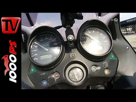 Hausmesse Kropfitsch - Varadero 550t Km - Honda Africa Twin Dauerbelastung Ankündigung