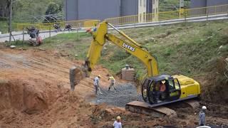 Primera etapa del parqueadero municipal ya está en ejecución
