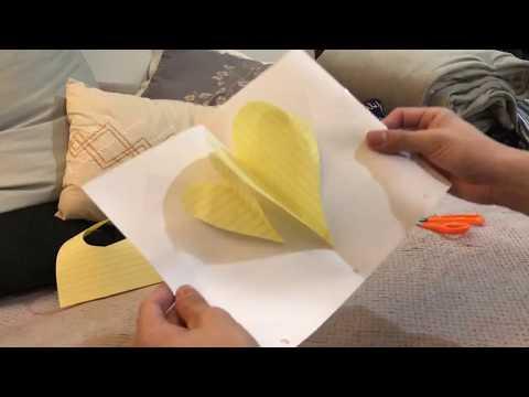 Sh*tty Valentines Day Card DIY