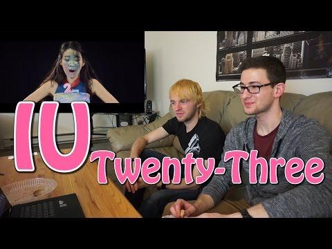 IU - Twenty Three MV Reaction