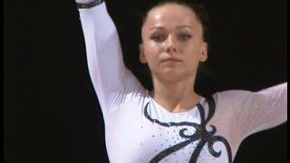 Maria Paseka Vault Final 15.250 gold medalist