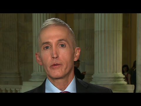 Trey Gowdy Should Be Investigated As PAC Has Funded Putin Russian US Election Tampering