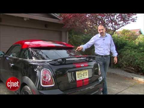 Car Tech: The 2012 Mini Cooper that really is mini
