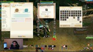 Archeage Unchained - How to Upgrade your quest gear all the way to 50