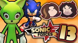 Sonic Forces: Solid Gold - PART 13 - Game Grumps