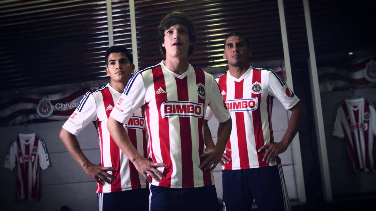 99f90c66b18 Nueva Jersey Local de Chivas 2014-2015 - YouTube