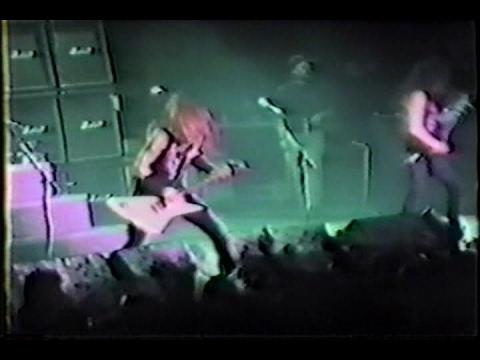 Metallica - Live in Gothenburg, Sweden (1987) [Full Show] [With SBD Audio]